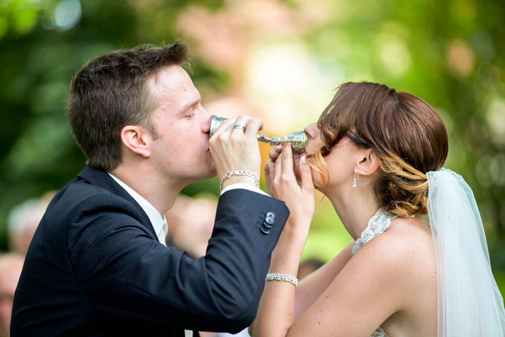 Freie Trauung, München, Bayern, Freie Hochzeitszeremonie, Ritual, Brautbecher Traurednerin München | Die Hochzeiterin