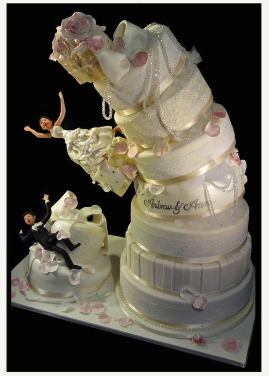 Einiges Zur Hochzeitstorte Die Hochzeiterin