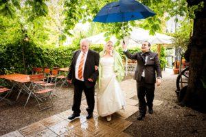 Sposa bagnata, sposa fortunata