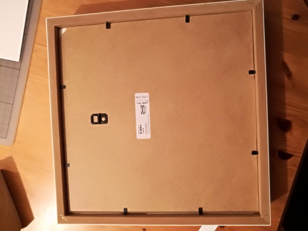 bilderrahmen f r das sandritual selber bauen die hochzeiterin. Black Bedroom Furniture Sets. Home Design Ideas