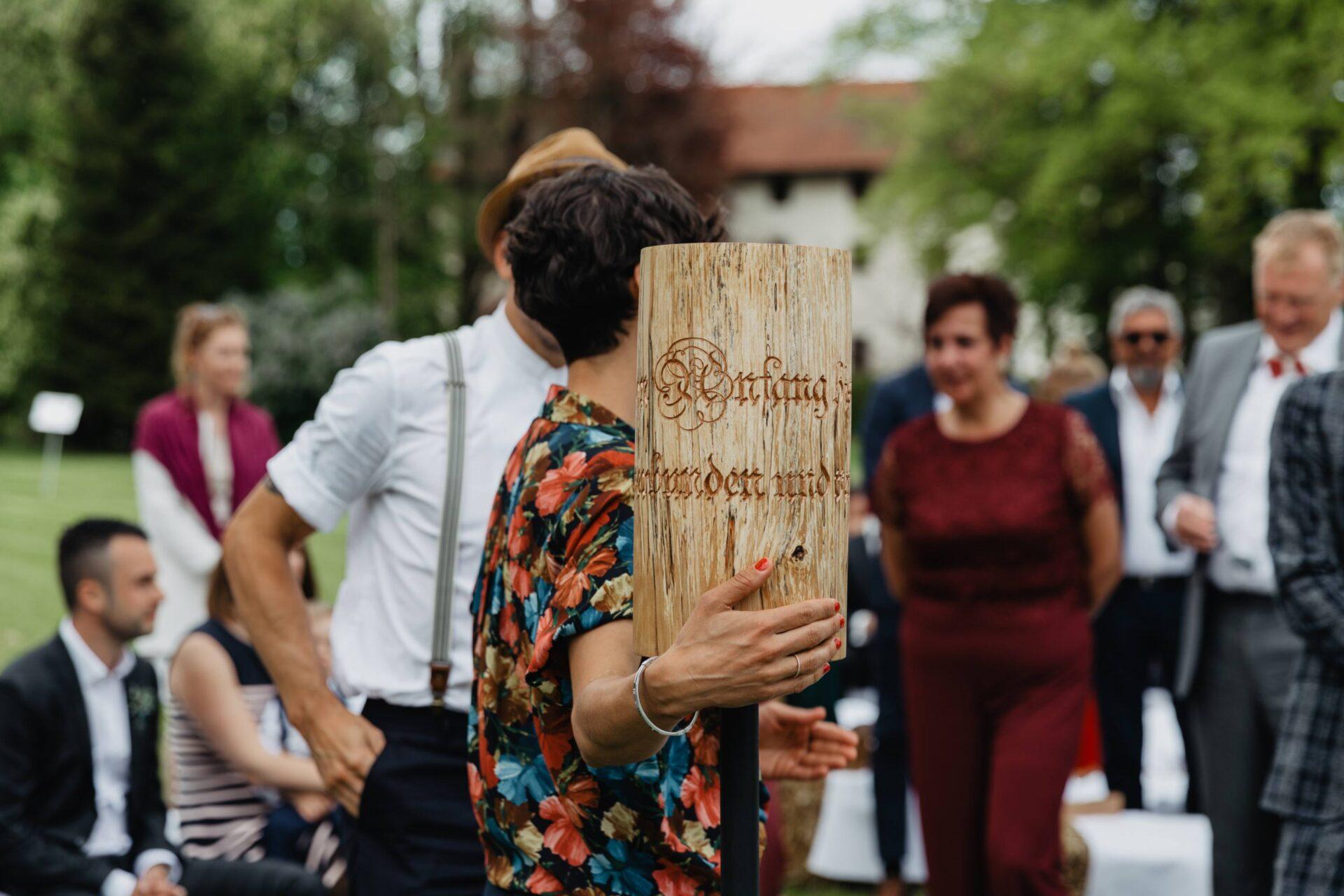 """Bayrische Gebetsmühle von """"Die Hochzeiterin"""""""