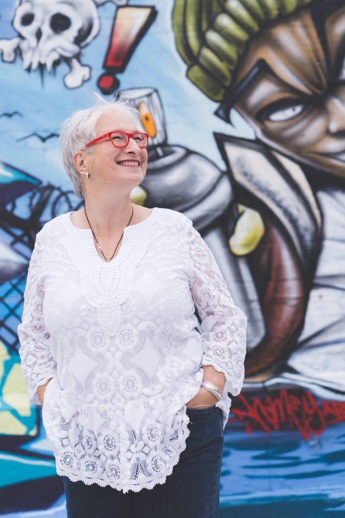Michaela Burch, freie Traurednerin in Bayern